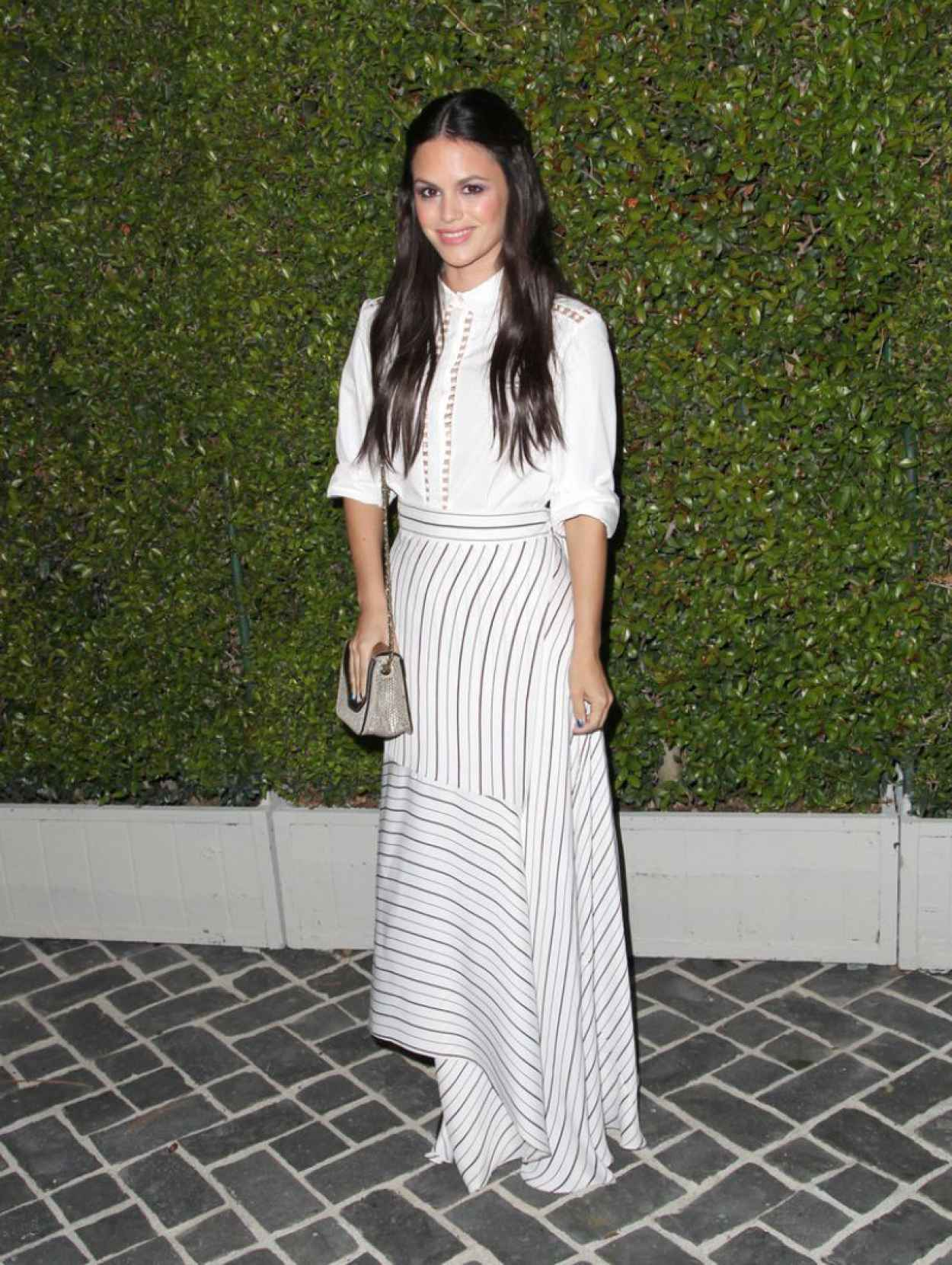 Rachel Bilson at Chloe Los Angeles Fashion Show & Dinner-4