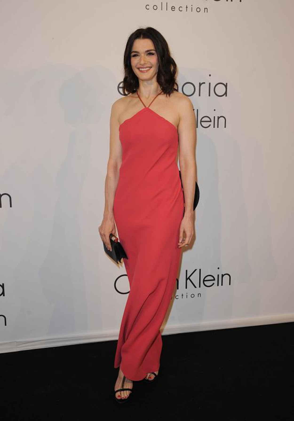 Rachel Weisz - Calvin Klein Party in Cannes, May 2015-1