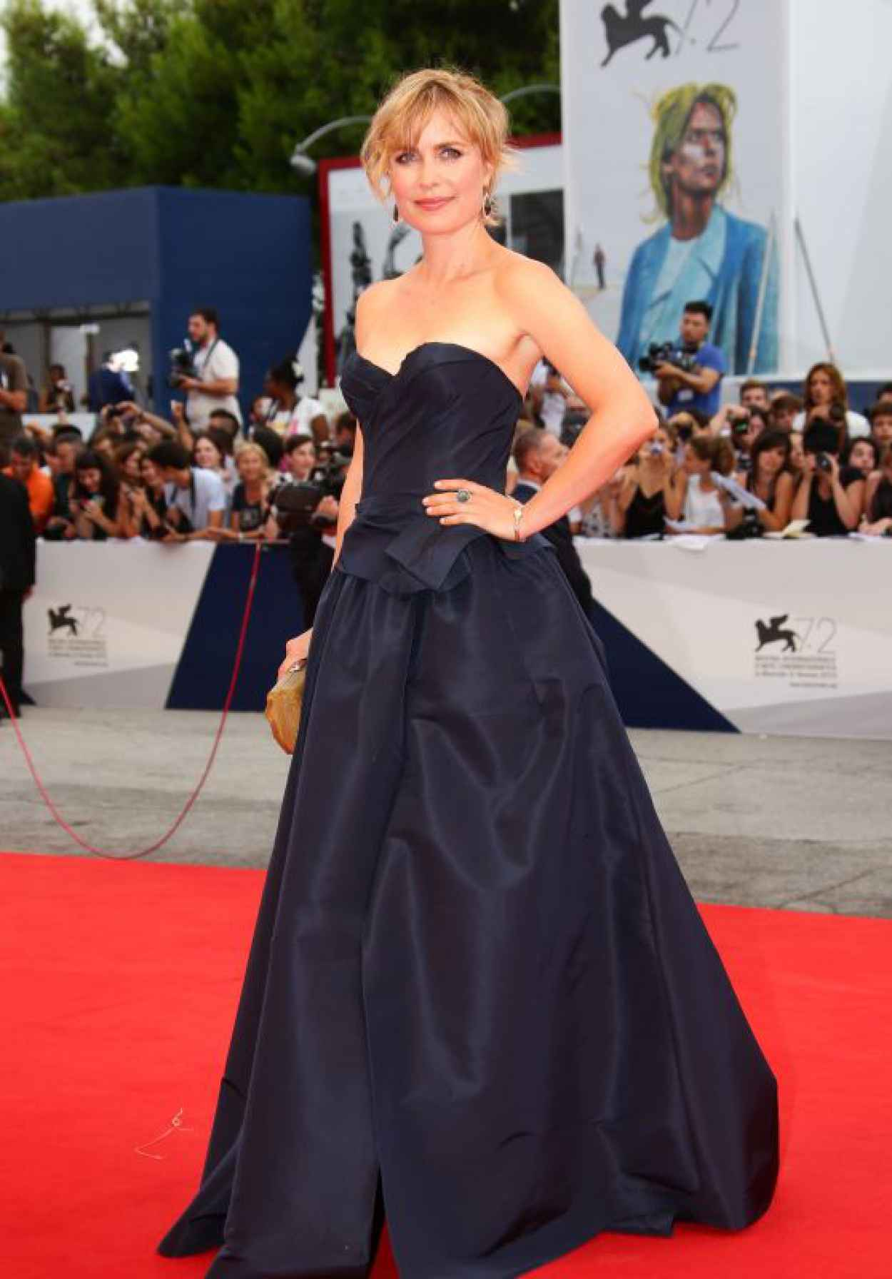 Radha Mitchell - Opening Ceremony and Premiere of -Everest- - 2015 Venice Film Festival-1