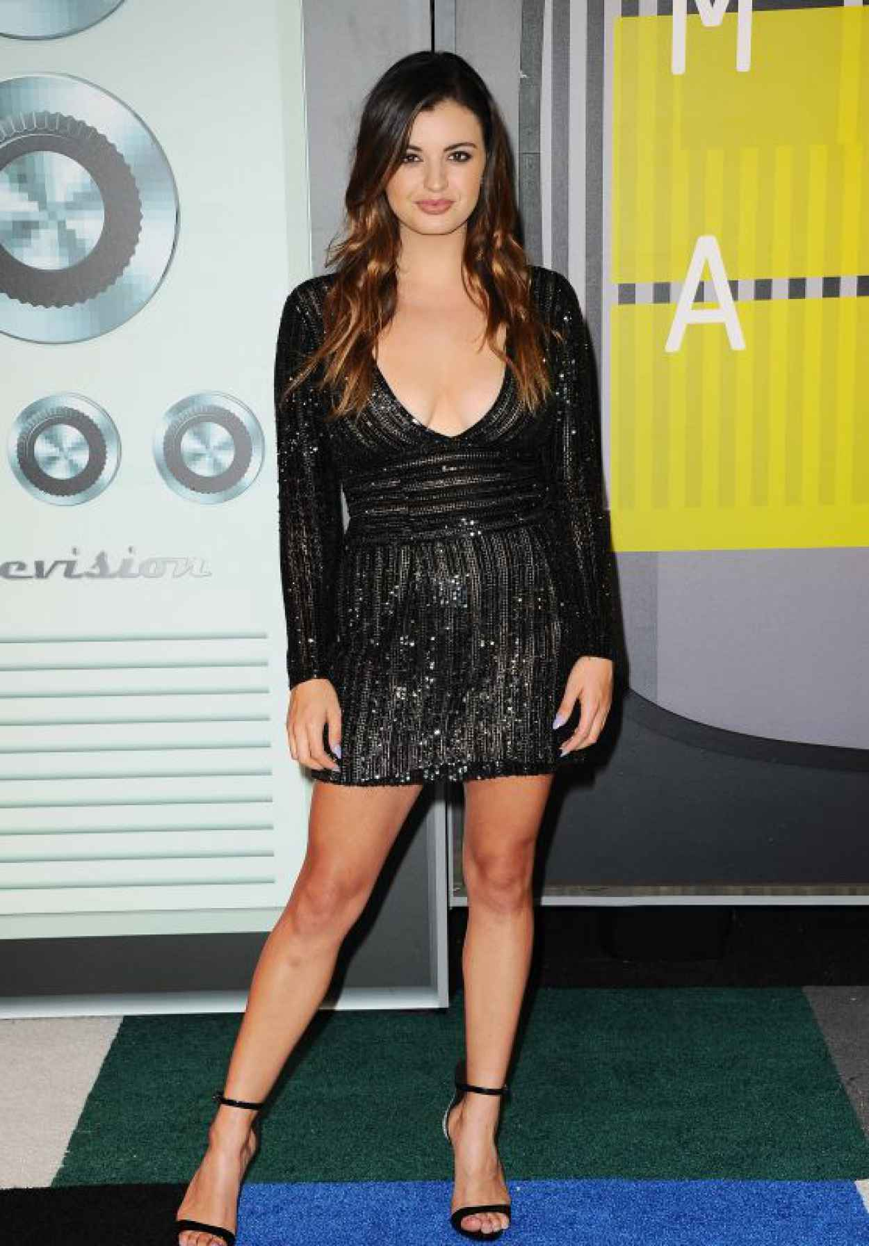 Rebecca Black - 2015 MTV Video Music Awards at Microsoft Theater in Los Angeles-1
