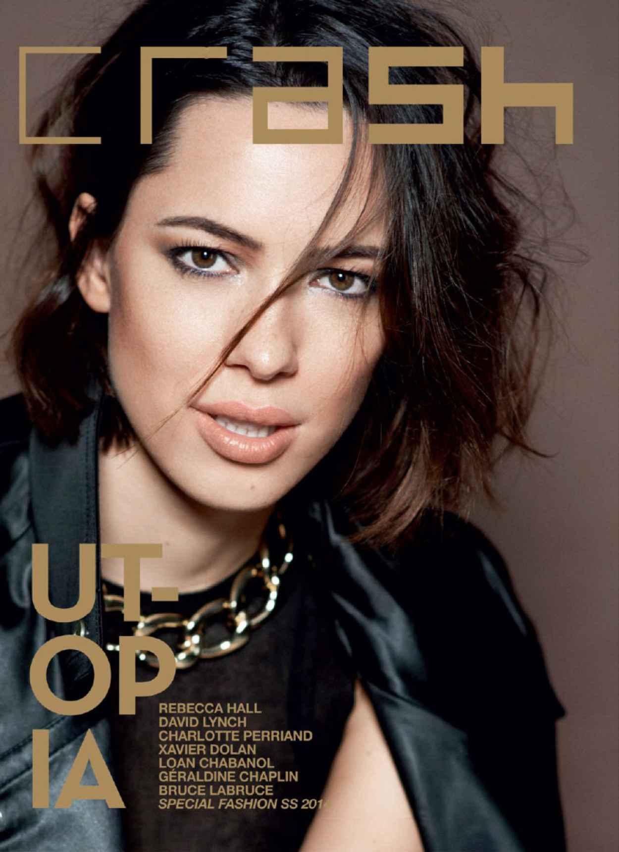 Rebecca Hall - Crash Magazine #67 2015 (by Blossom Berkofsky)-1