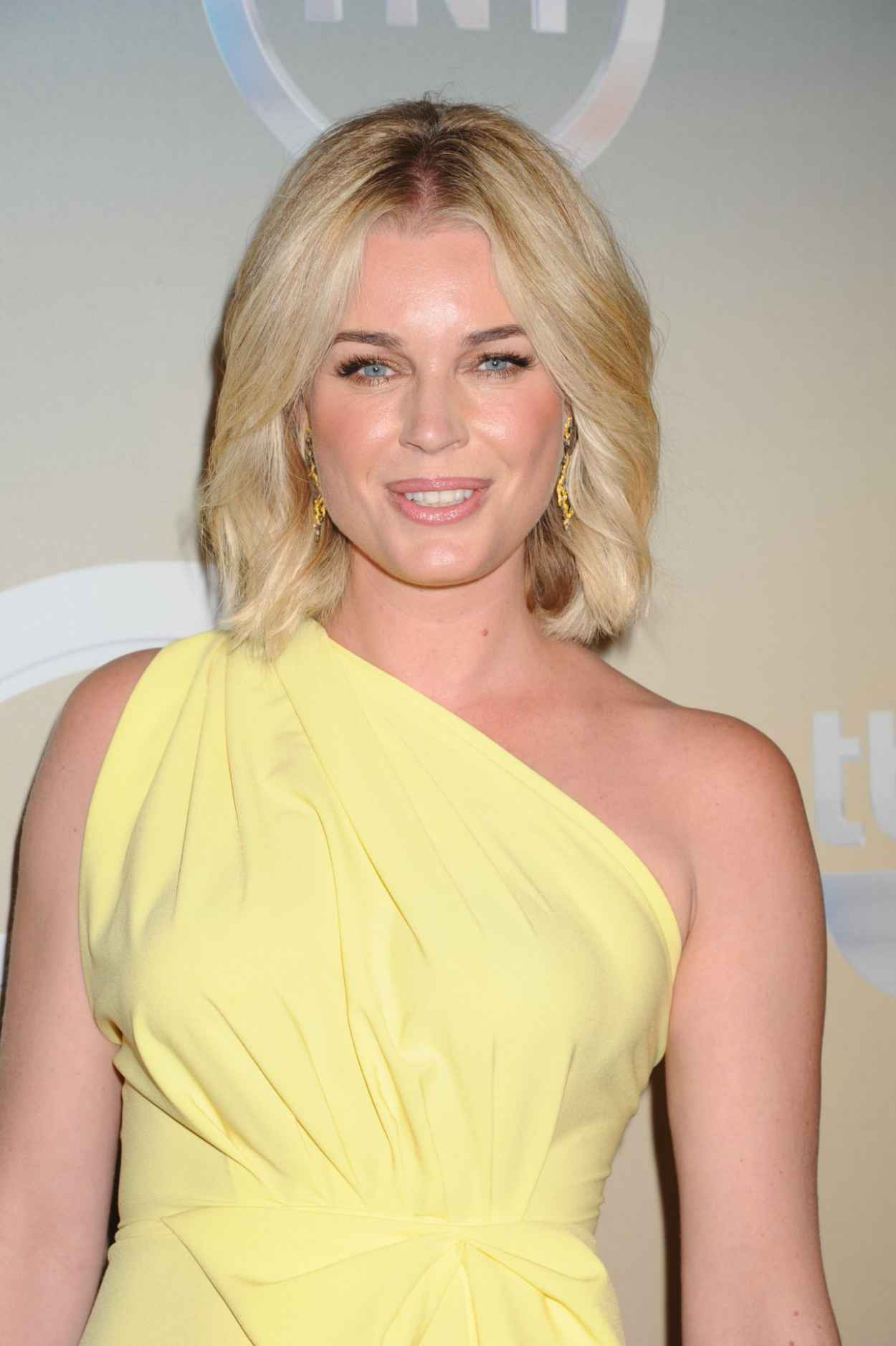 Rebecca Romijn at TBS/TNT Upfront 2015 in New York City-1