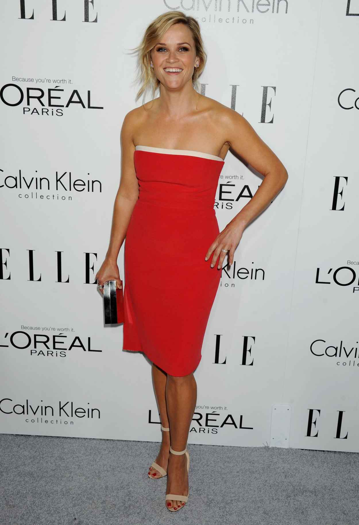 Reese Witherspoon - ELLE-s 20th Annual Women in Hollywood Awards Red Carpet-1