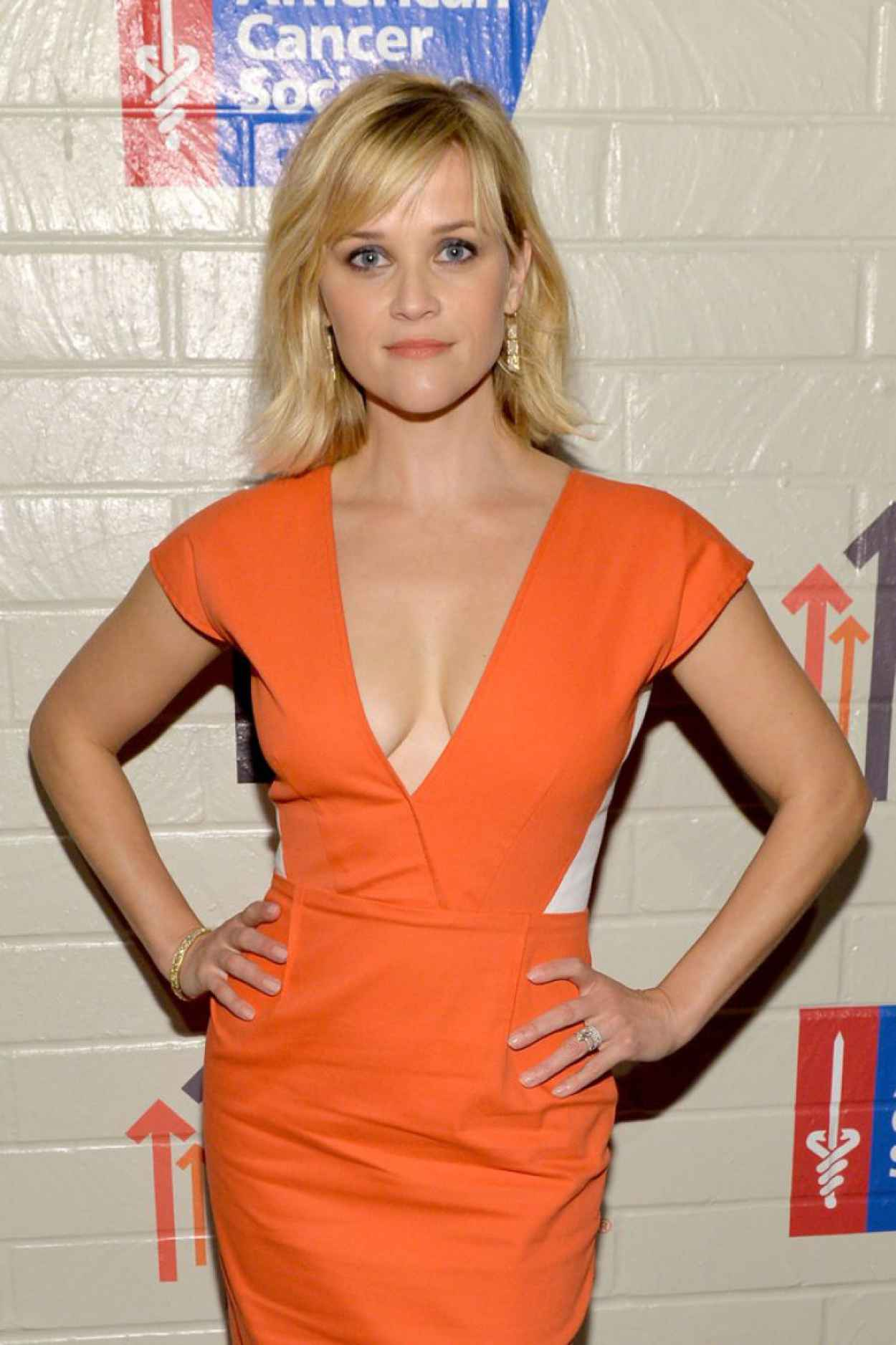 Reese Witherspoon - Hollywood Stands Up To Cancer Event - January 2015-1
