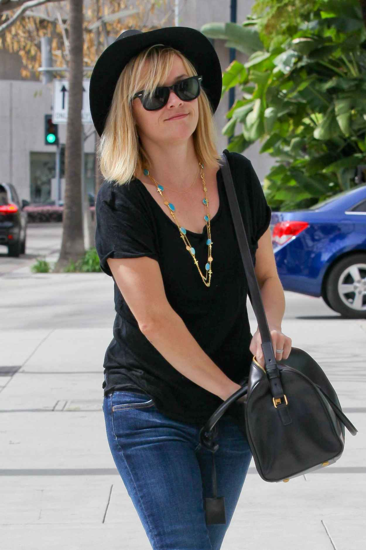 Reese Witherspoon - Out in Beverly Hills, March 2015-1