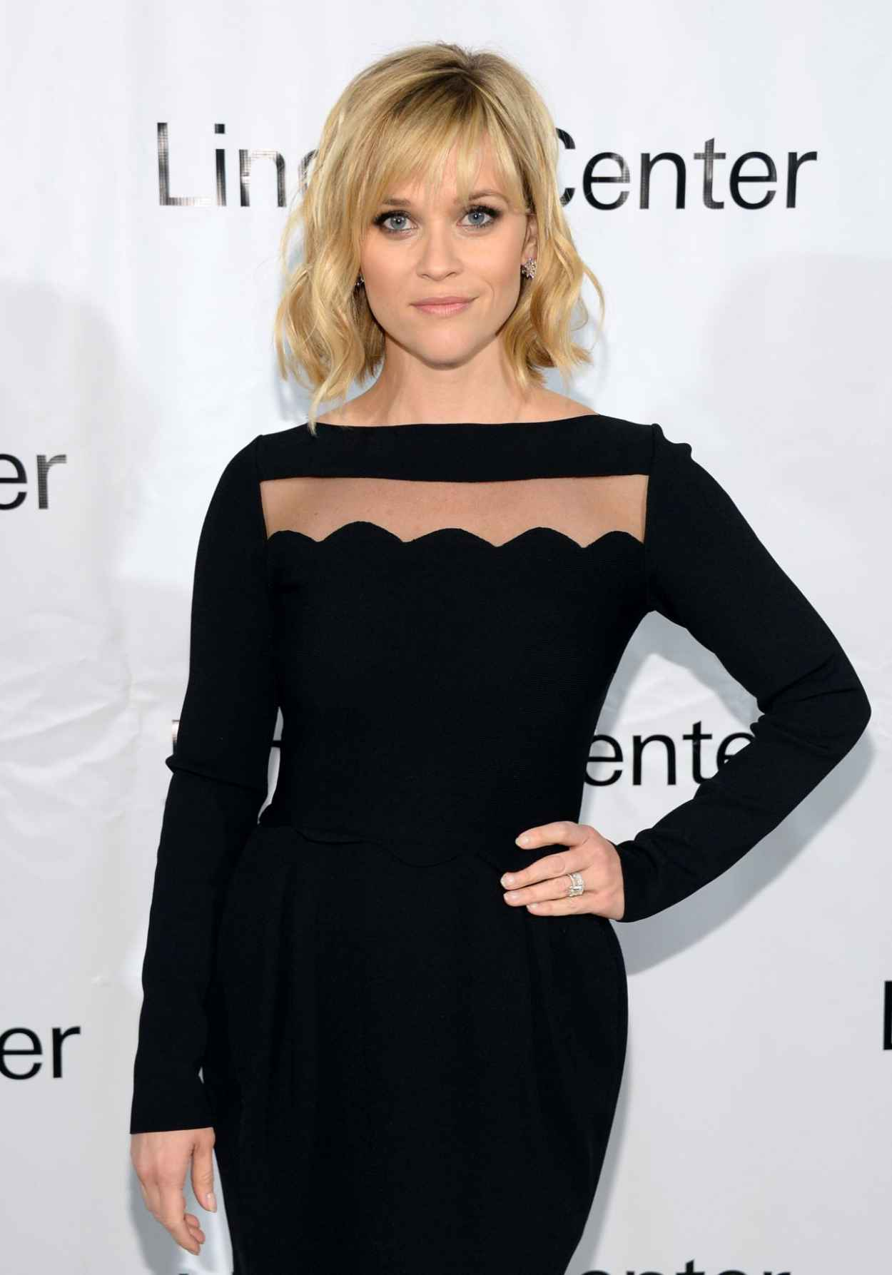 Reese Witherspoon - The Great American Songbook Event in New York, February 2015-1