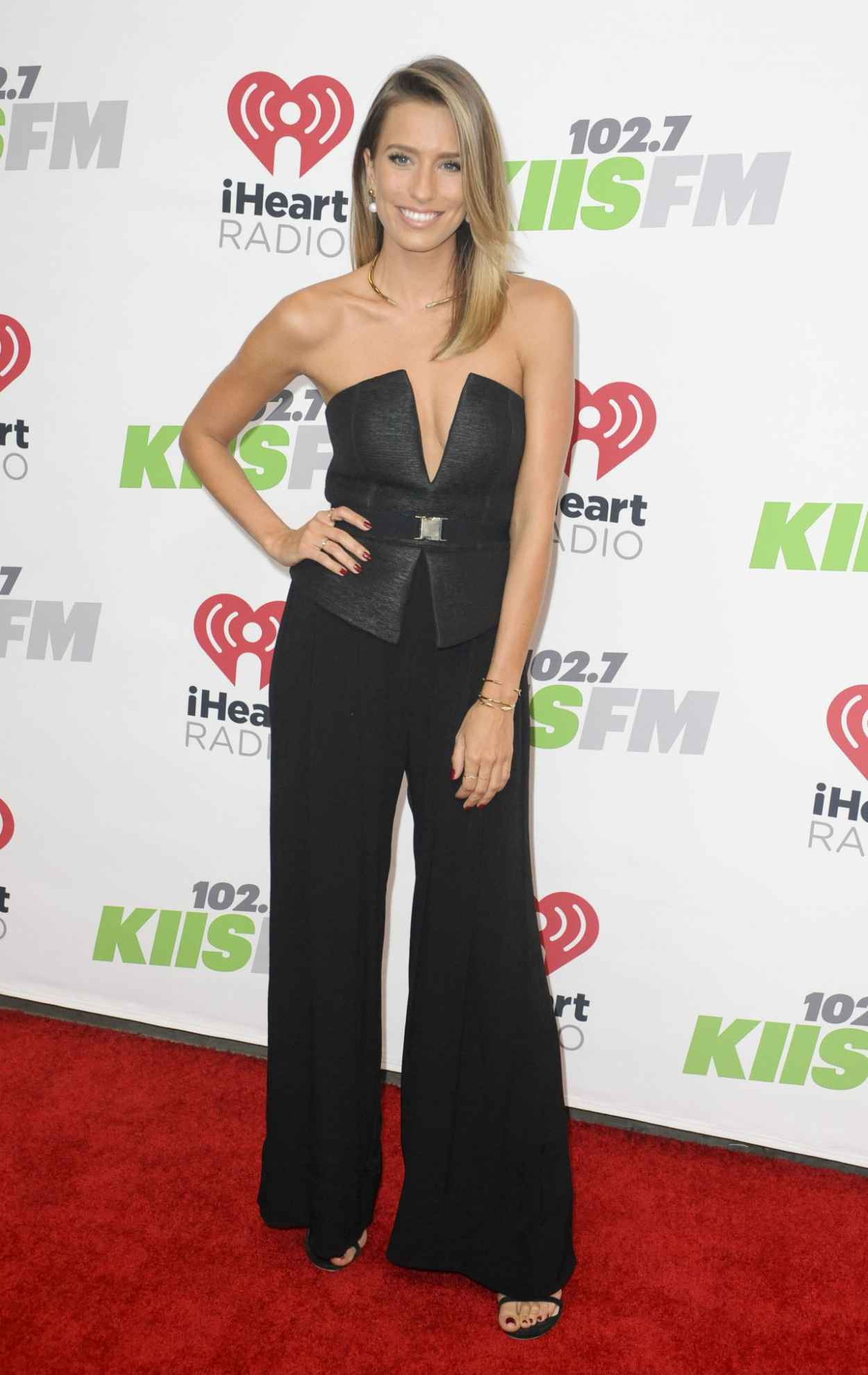 Renee Bargh - KIIS FMs Jingle Ball 2015 in Los Angeles-2
