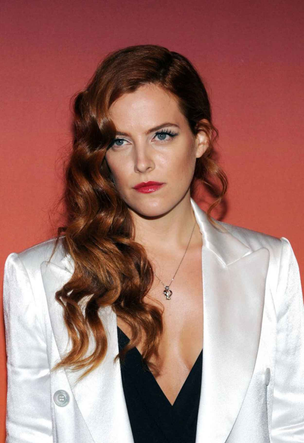 Riley Keough at 2015 Whitney Gala And Studio Party in NYC-1