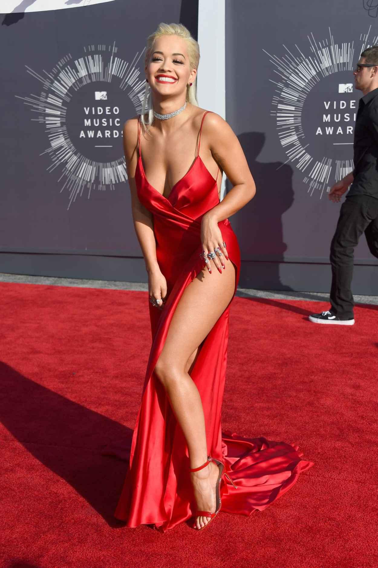 Rita Ora - 2015 MTV Video Music Awards in Inglewood-1