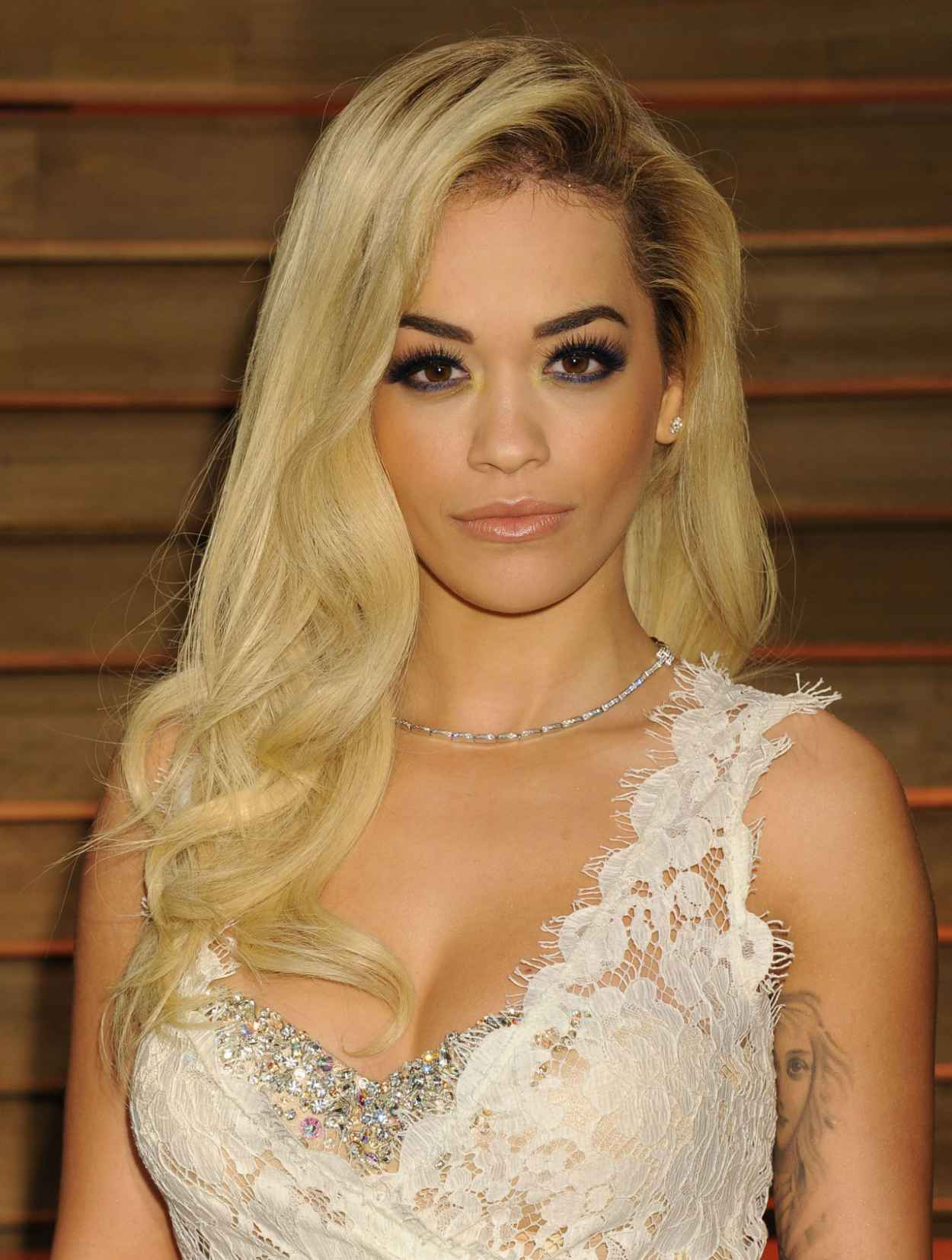 Rita Ora - 2015 Vanity Fair Oscars Party-1