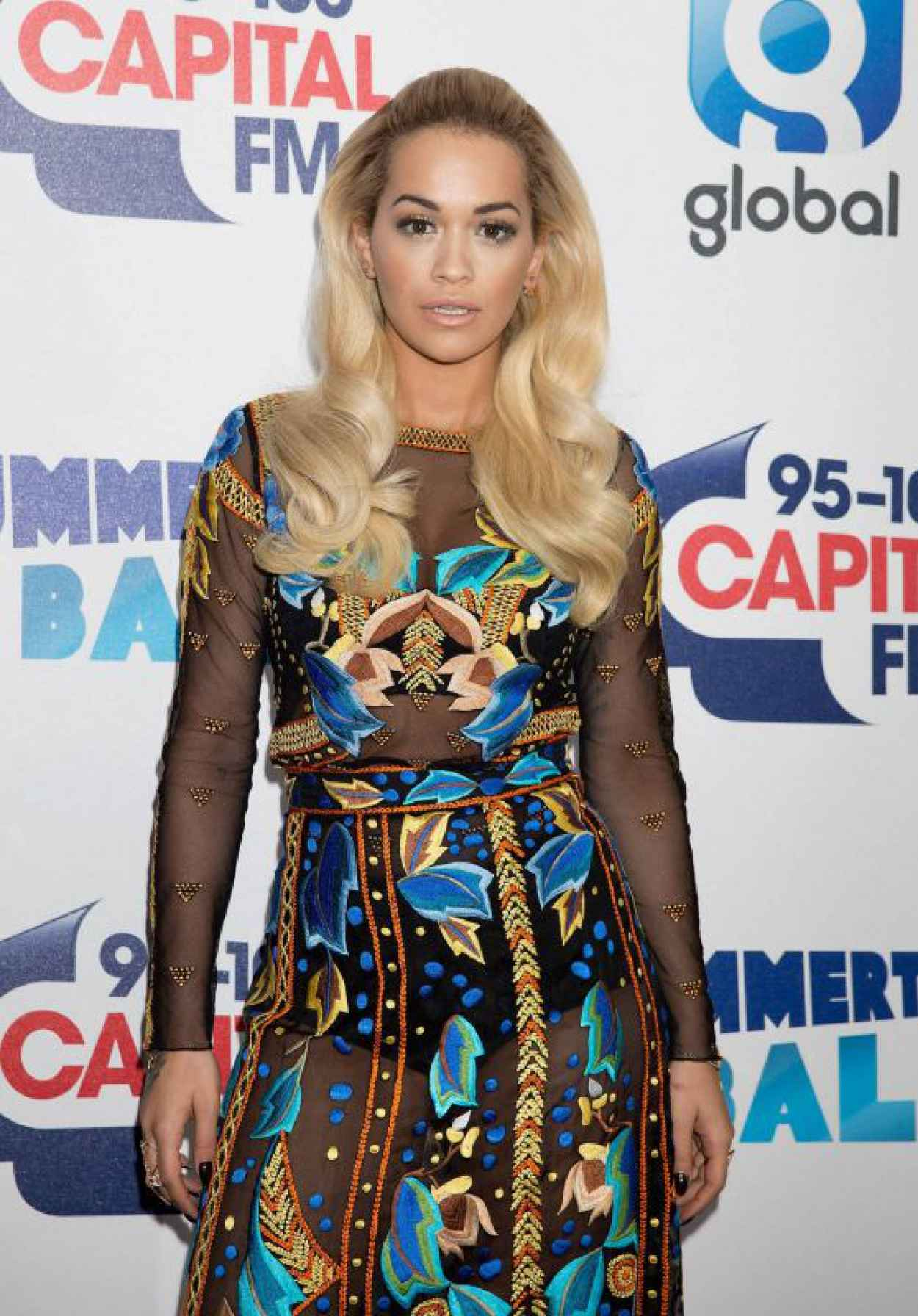 Rita Ora - 2015 Capital FMs Summertime Ball-1