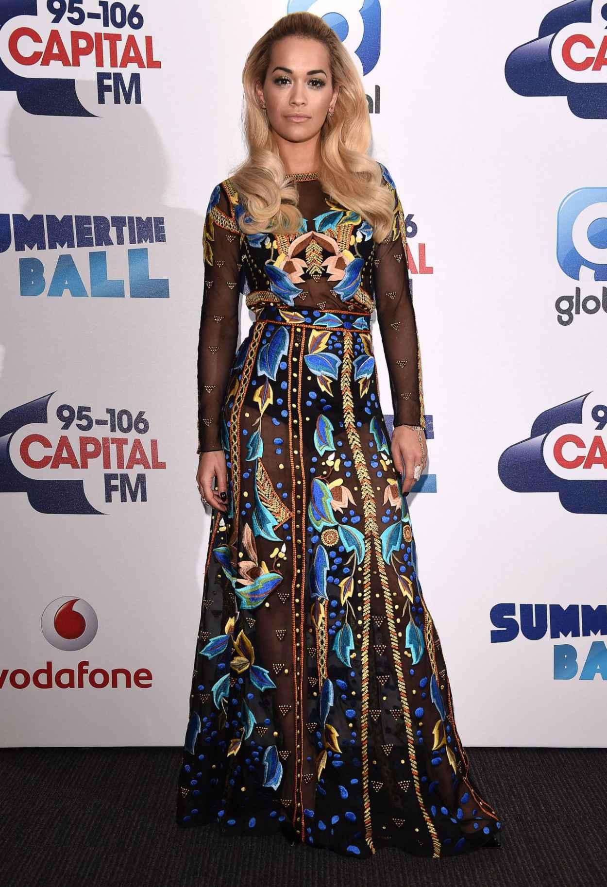 Rita Ora - 2015 Capital FMs Summertime Ball-2