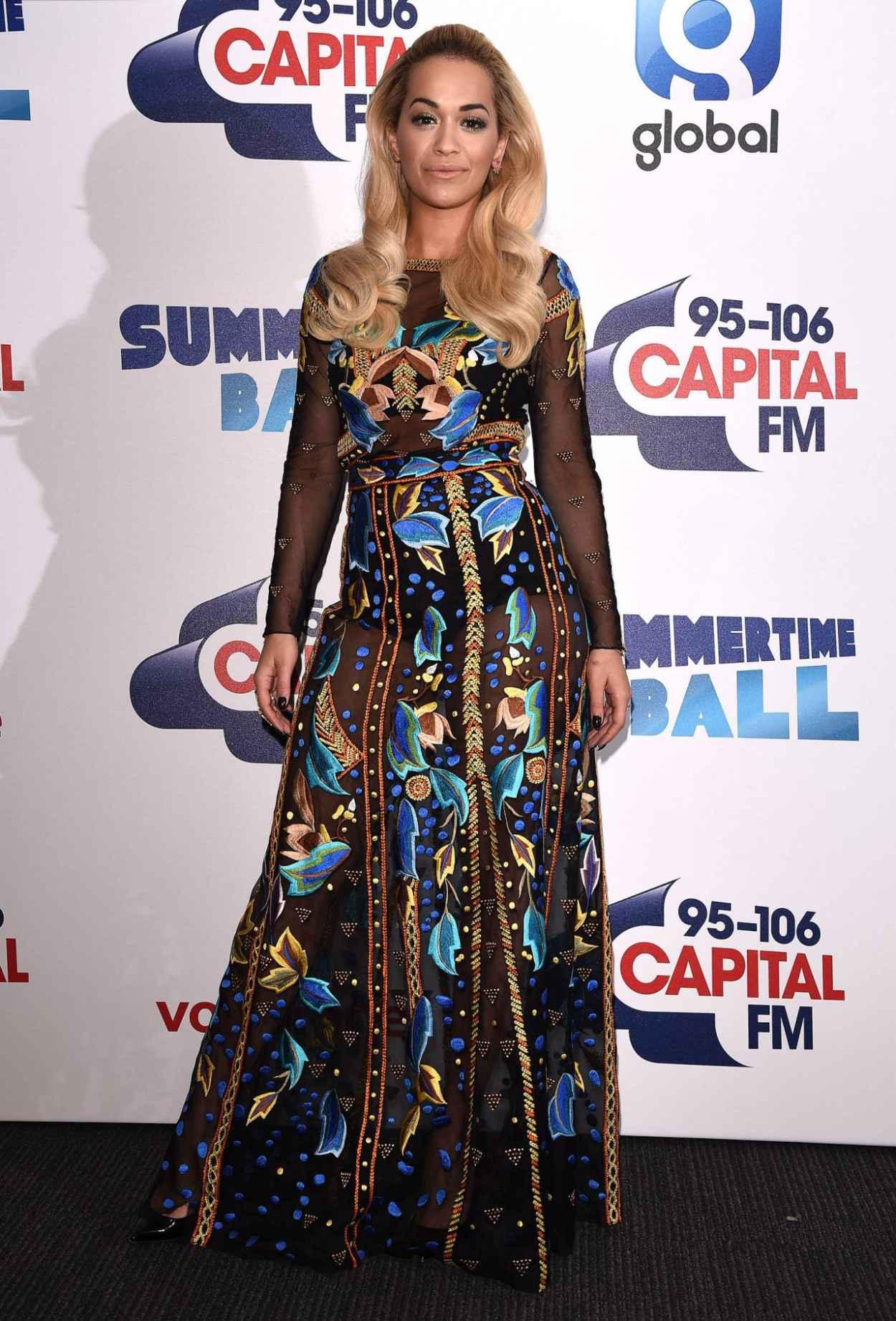 Rita Ora - 2015 Capital FMs Summertime Ball-3
