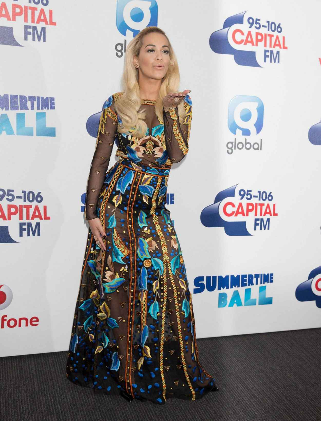 Rita Ora - 2015 Capital FMs Summertime Ball-4