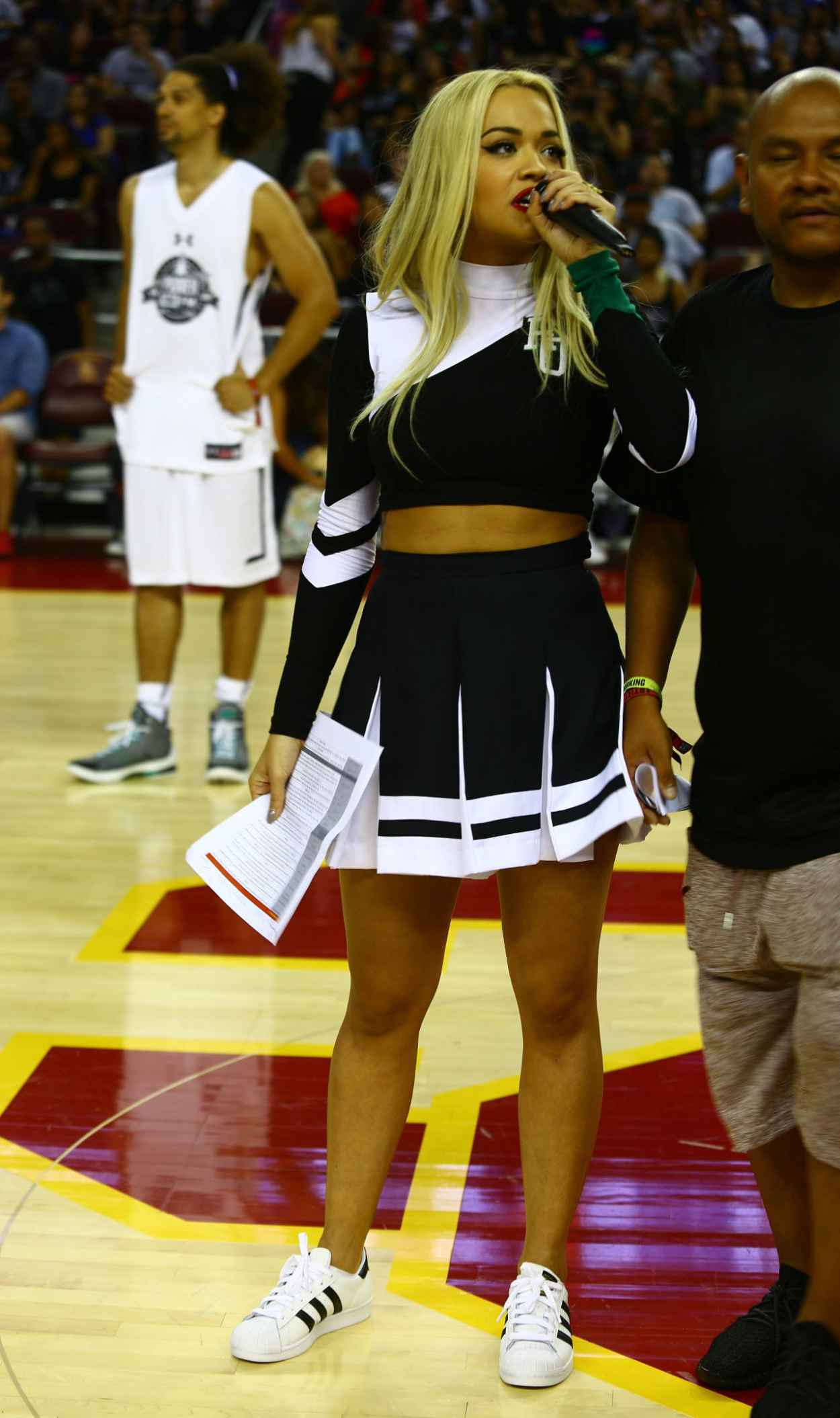 Power 106's All-Star Celebrity Basketball Game | Galen Center