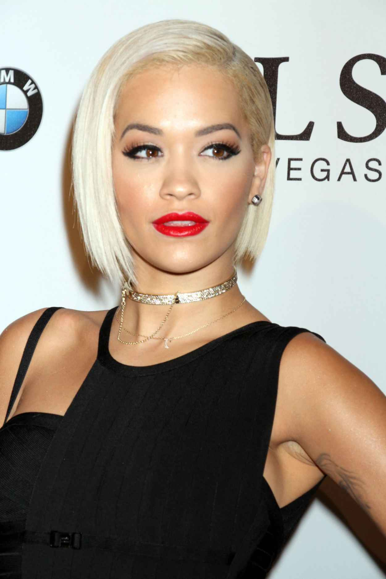 Rita Ora at SLS Las Vegas Grand Opening Celebration-1