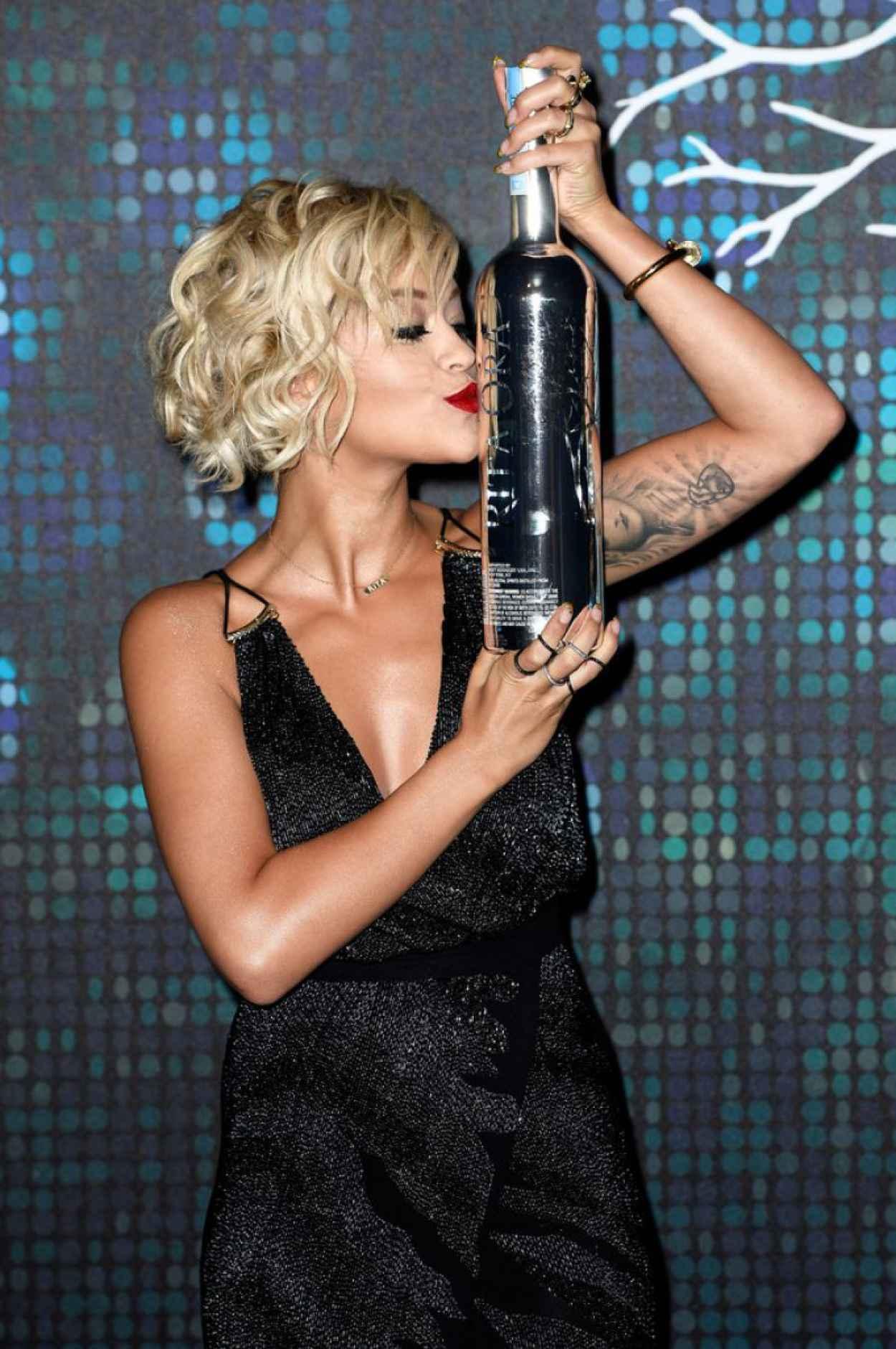 Rita Ora - Belvedere Vodkas Cannes 2015 Party-1