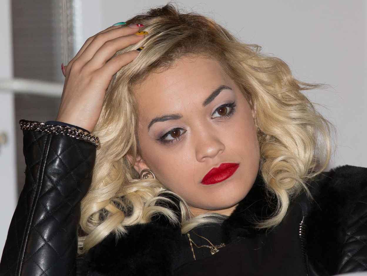 Rita Ora - MIDEM Annual Music Trade Fair in Cannes (France) - February 2015-1