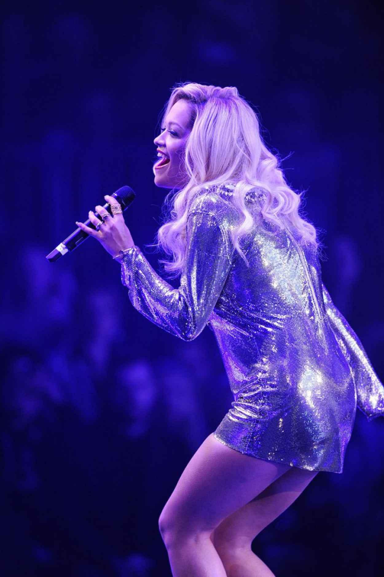 Rita Ora Performs at Germanys Next Topmodel Finale - May 2015-1
