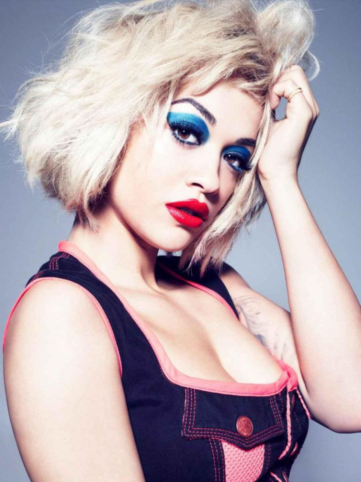Rita Ora - Rimmel London Cosmetics Line 2015-1