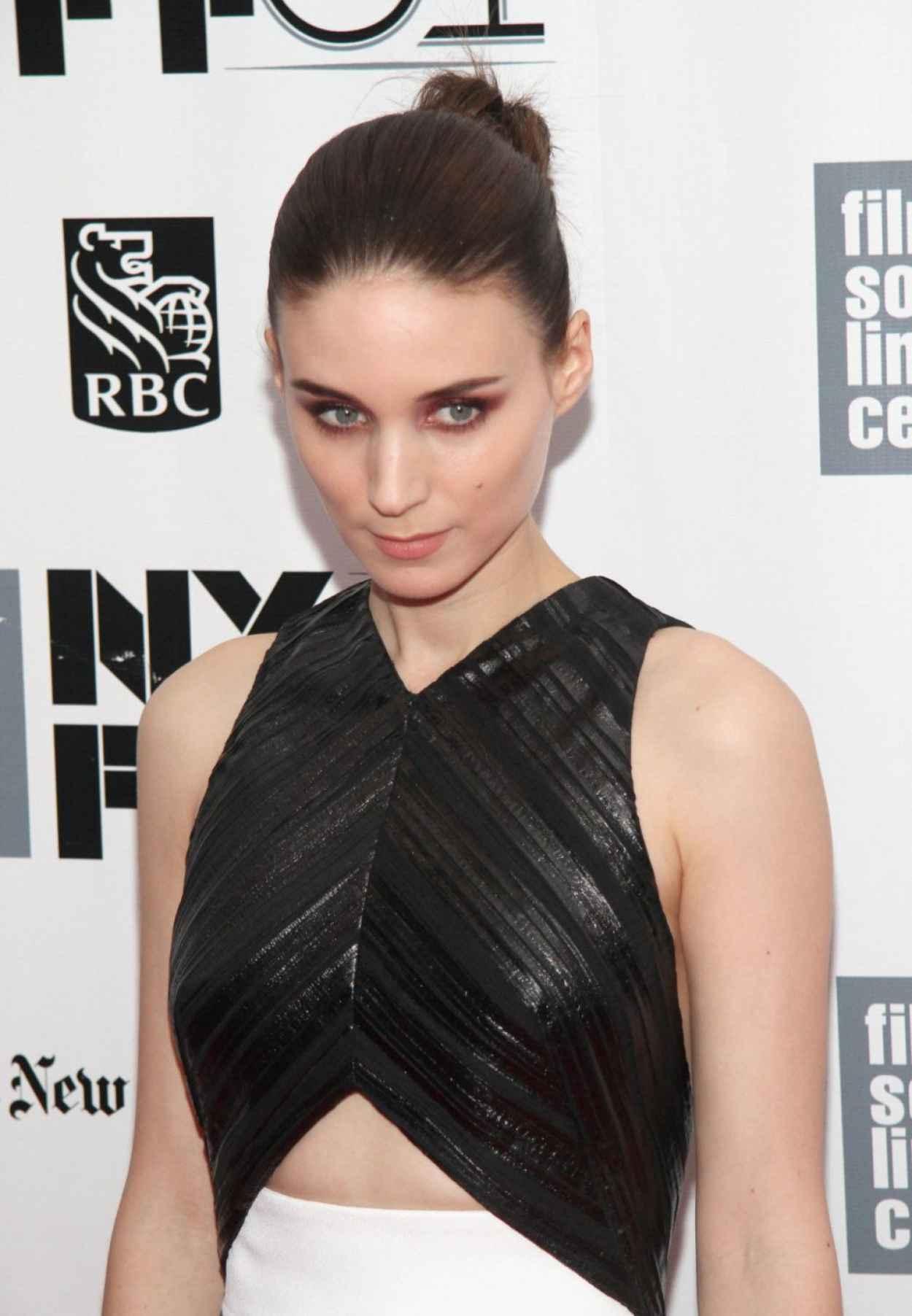 Rooney Mara at New York Film Fest-1