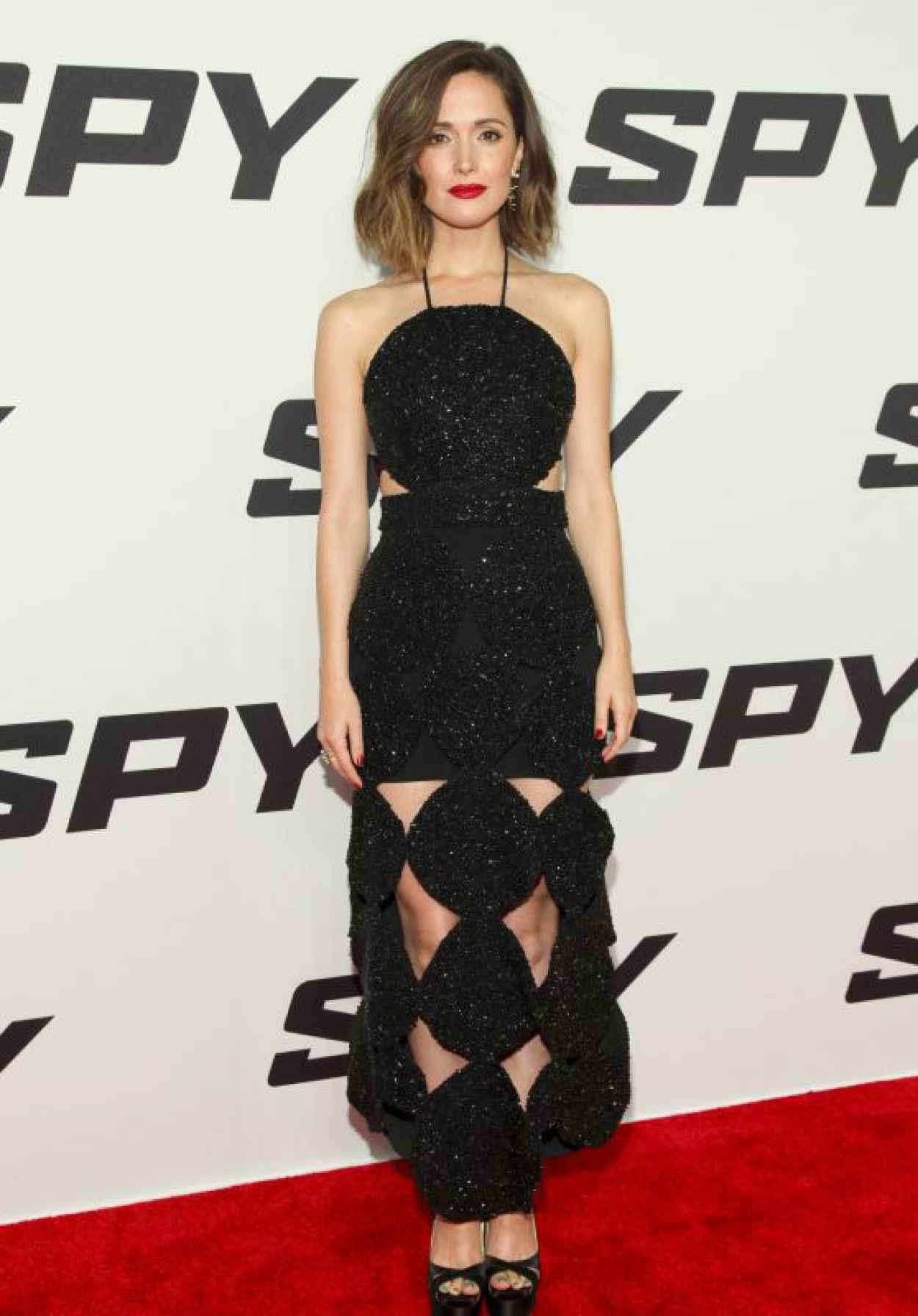Rose Byrne - Spy Premiere in New York City-1