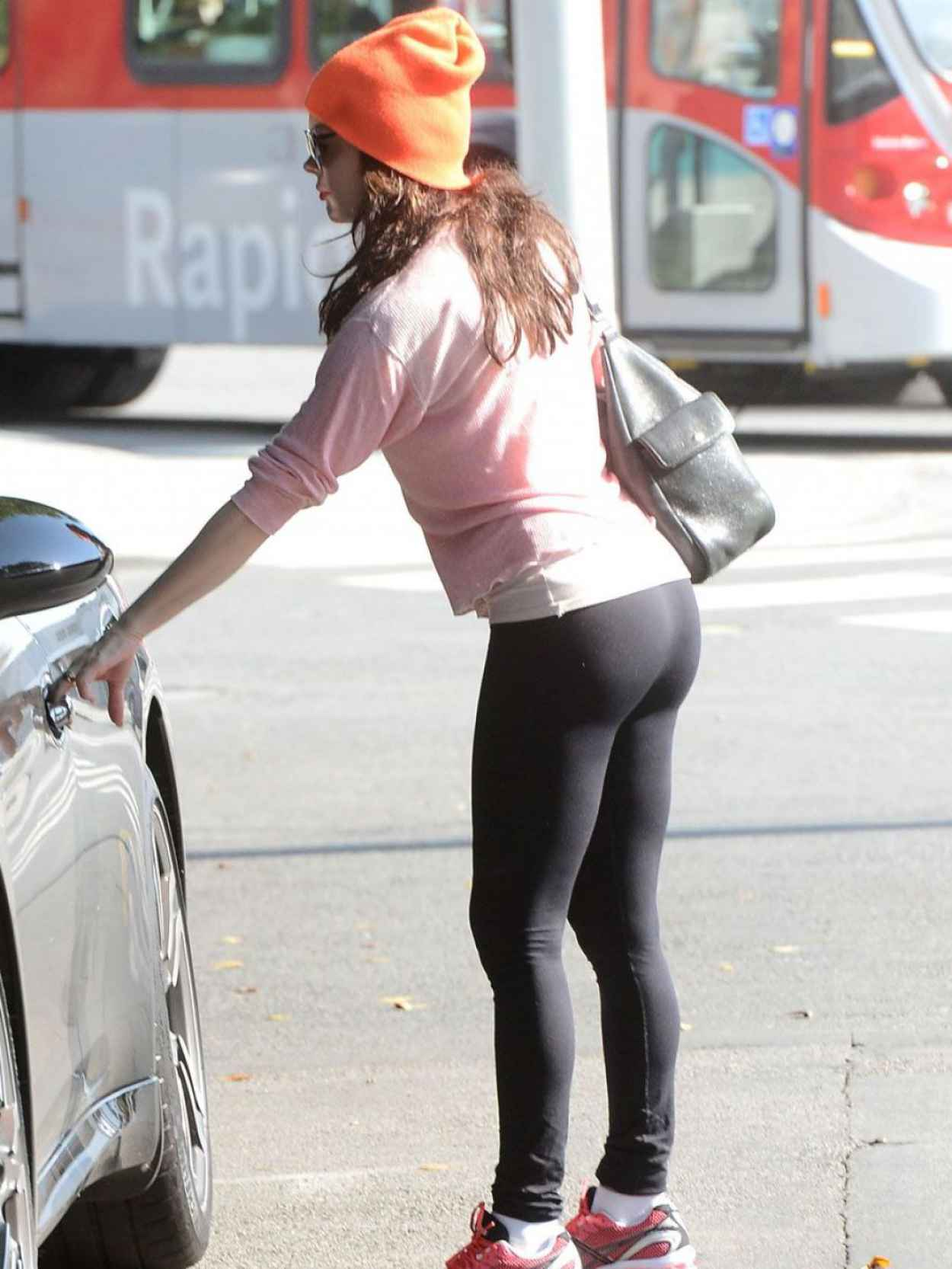 Rose McGowan in Tights - Goes to the Gym in West Hollywood - December 2015-1