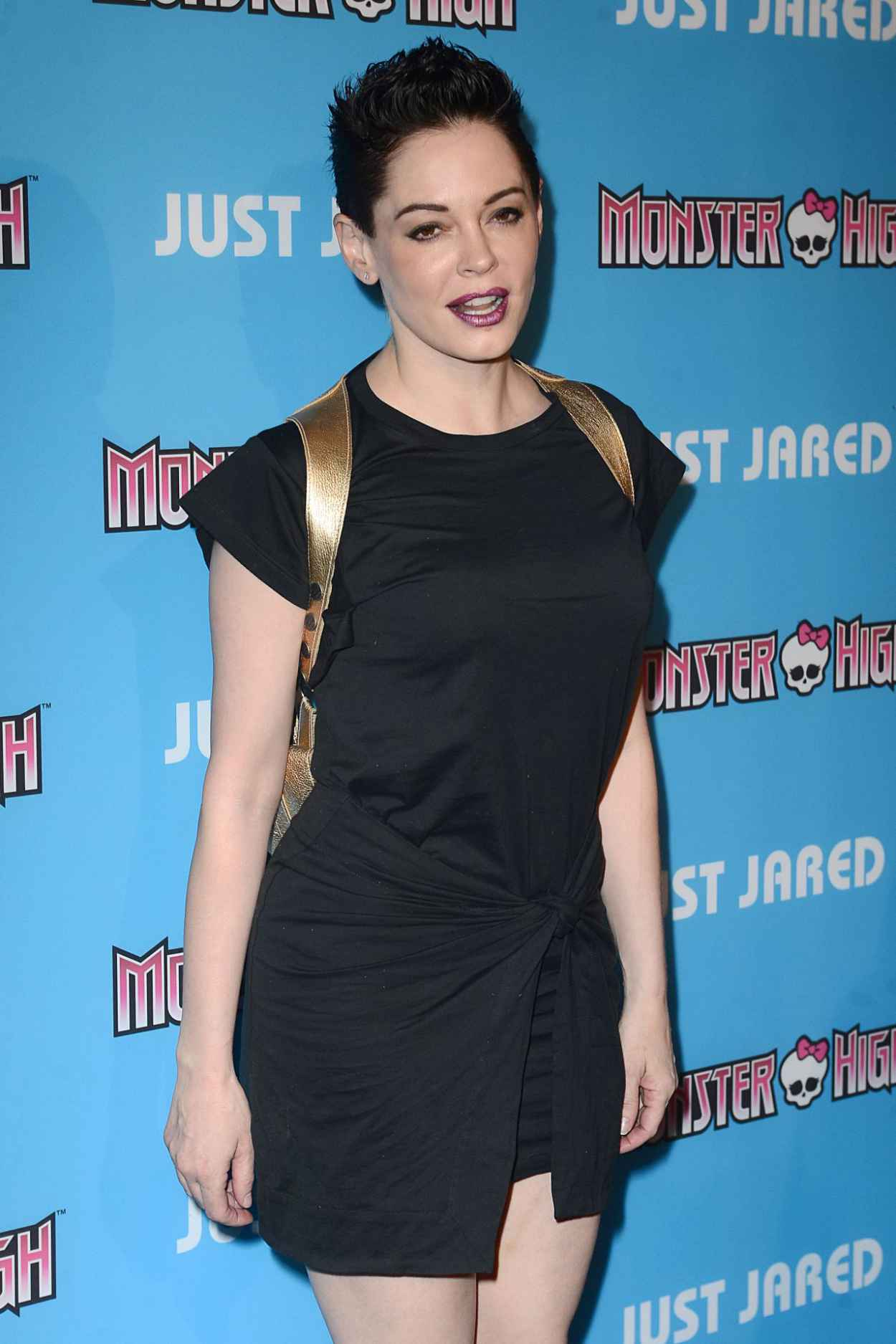 Rose McGowan - Just Jareds Throwback Thursday Party in Los Angeles-1