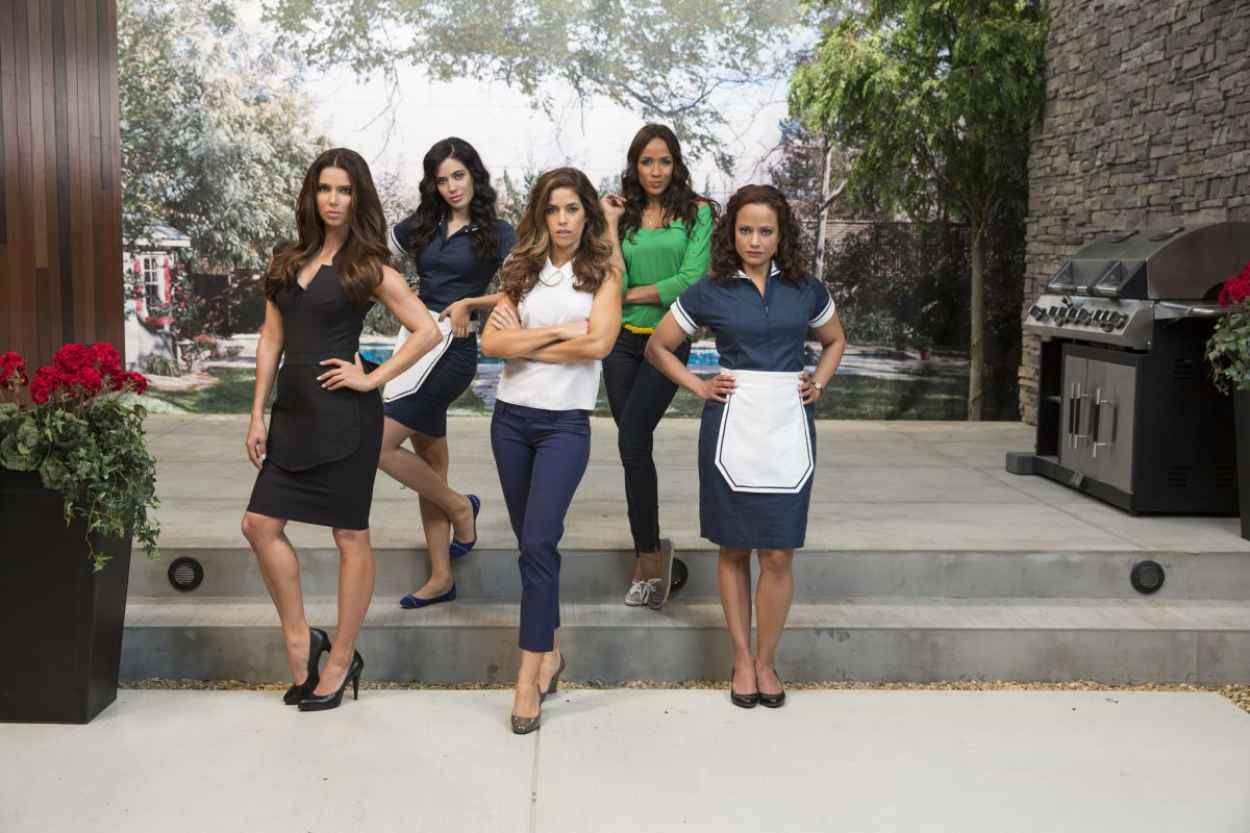 Roselyn Sanchez - Devious Maids - Season 1 Promos-1