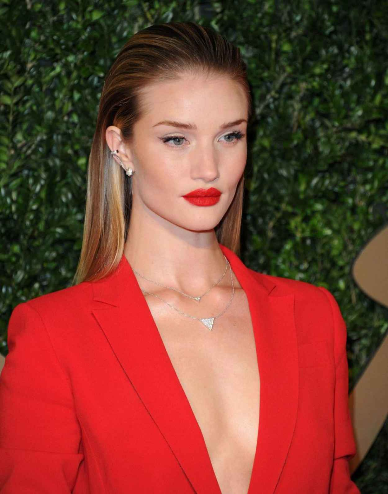 Rosie Huntington-Whiteley at British Fashion Awards in London - December 2015-1