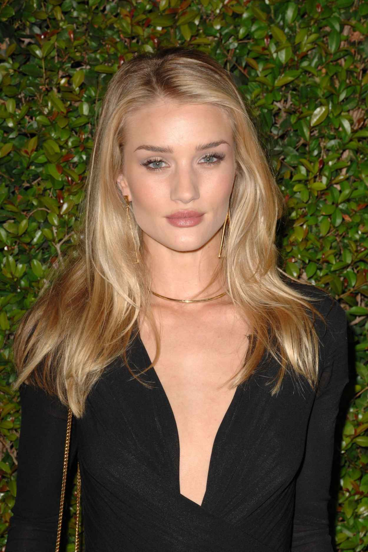 Rosie Huntington-Whiteley at Chloe Los Angeles Fashion Show & Dinner-3
