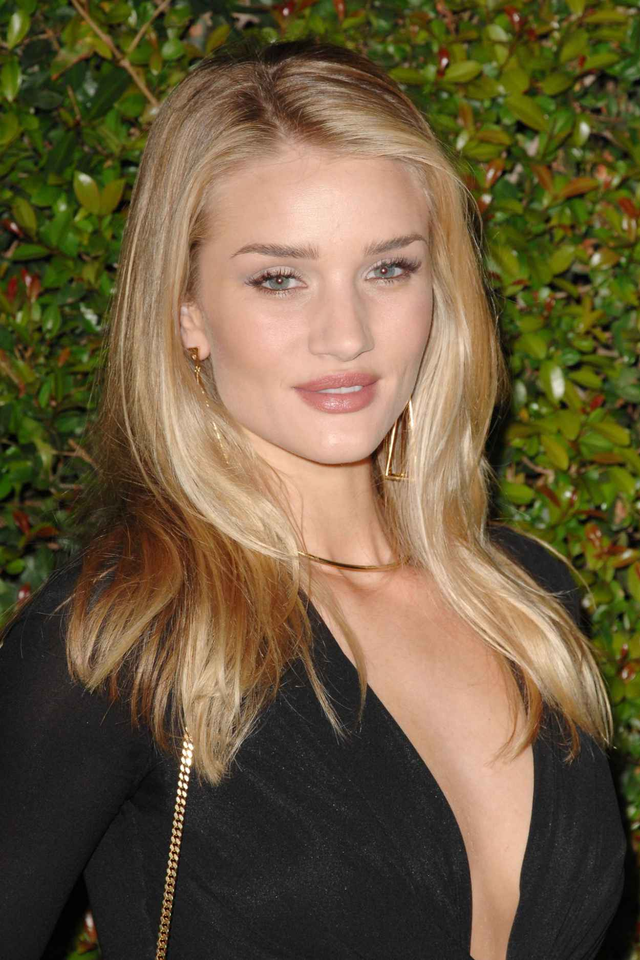 Rosie Huntington-Whiteley at Chloe Los Angeles Fashion Show & Dinner-4