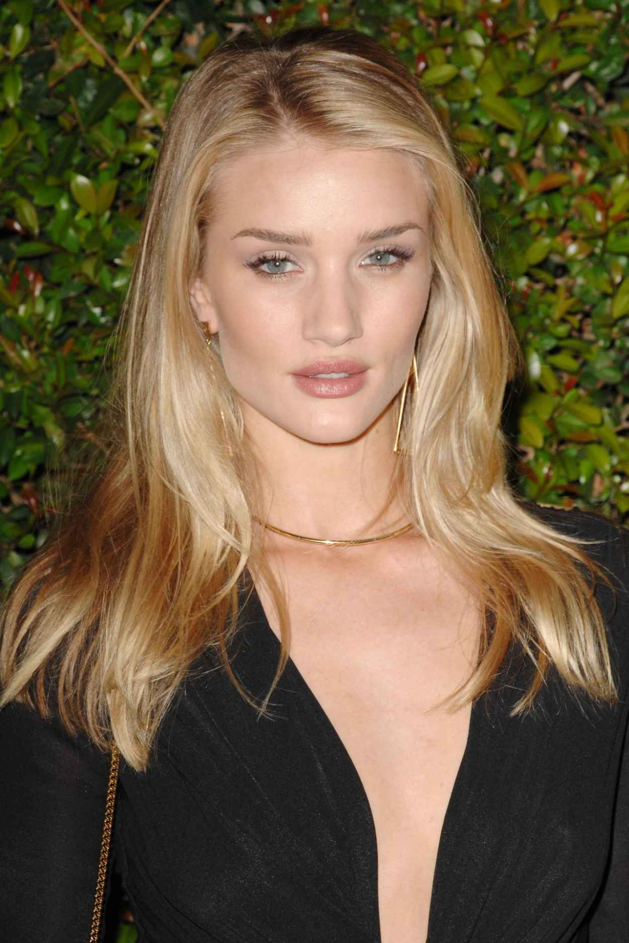 Rosie Huntington-Whiteley at Chloe Los Angeles Fashion Show & Dinner-5
