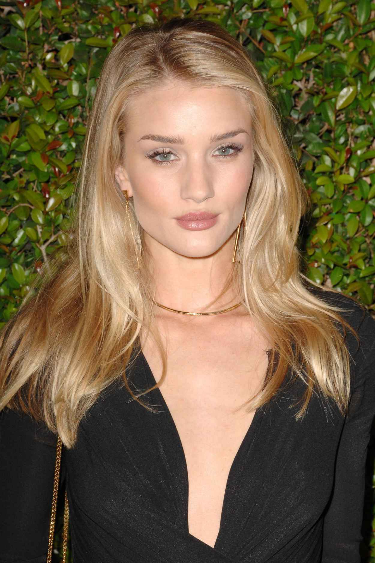 Rosie Huntington-Whiteley at Chloe Los Angeles Fashion Show & Dinner-1