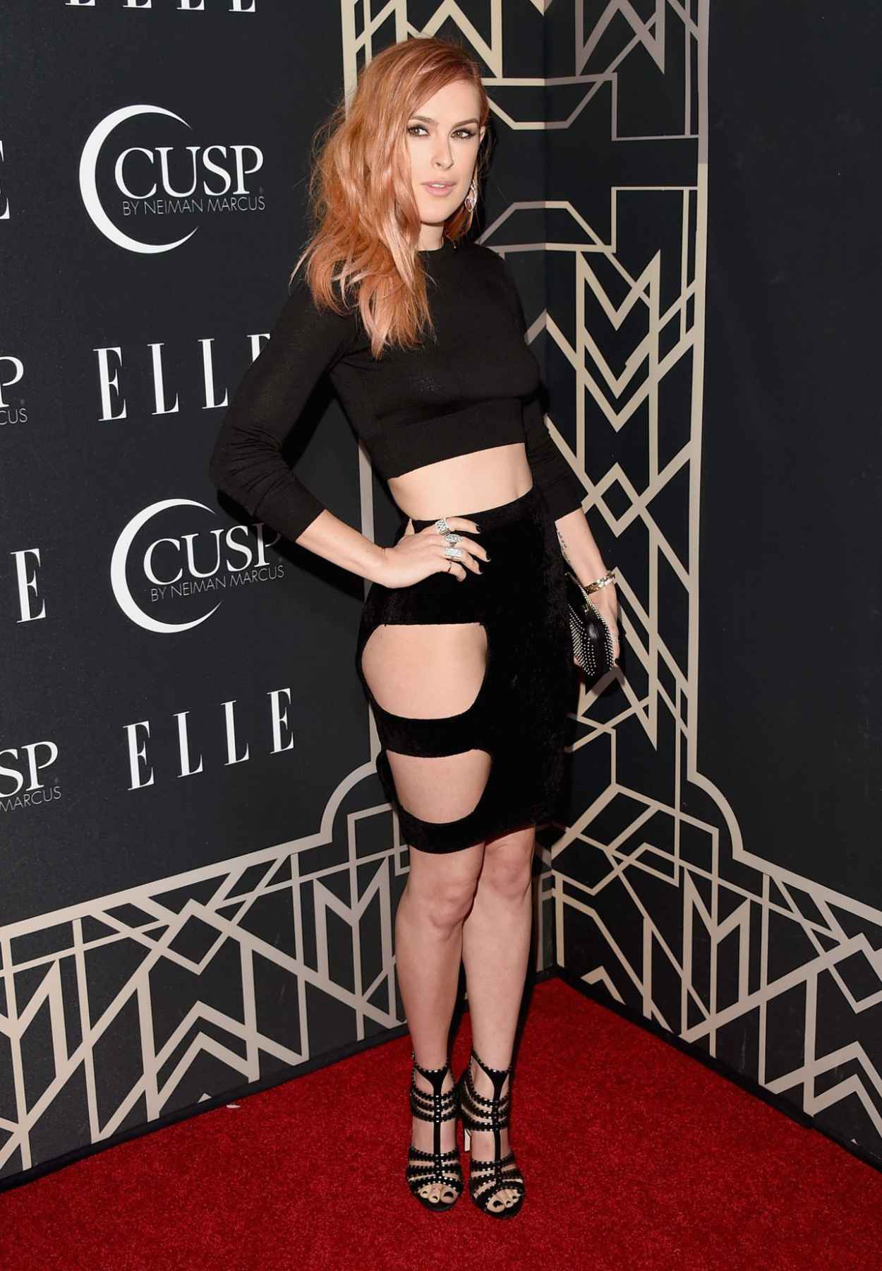 Rumer Willis - 2015 ELLE Women In Music Celebration in Hollywood-3