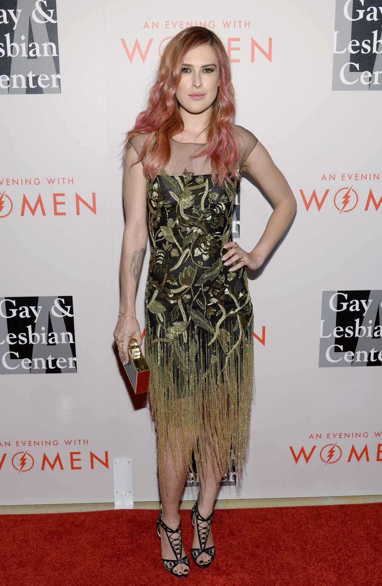 Rumer Willis - An Evening With Women - May 2015-2