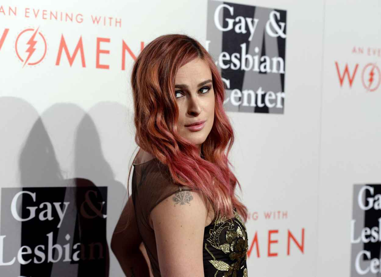 Rumer Willis - An Evening With Women - May 2015-3