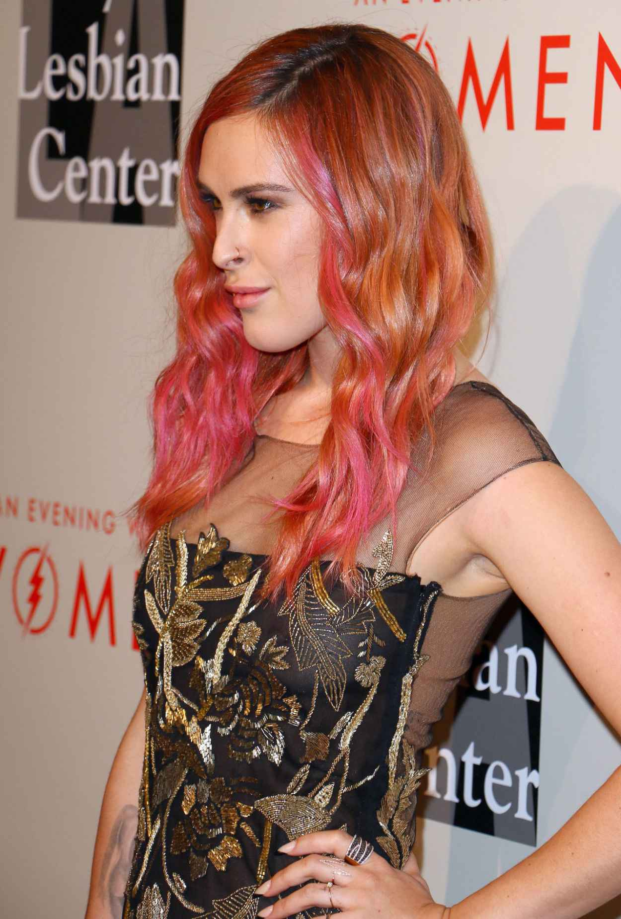 Rumer Willis - An Evening With Women - May 2015-5