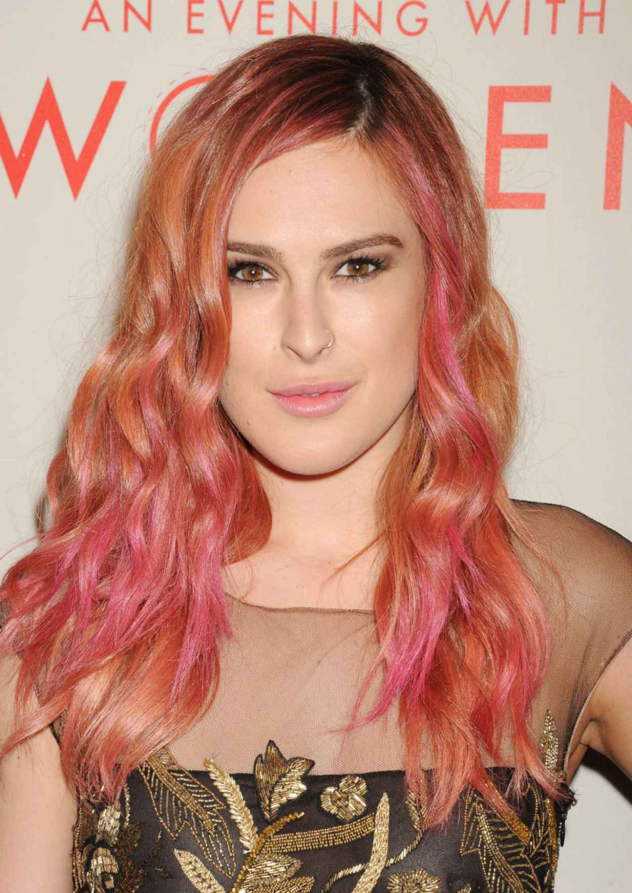 Rumer Willis - An Evening With Women - May 2015-1