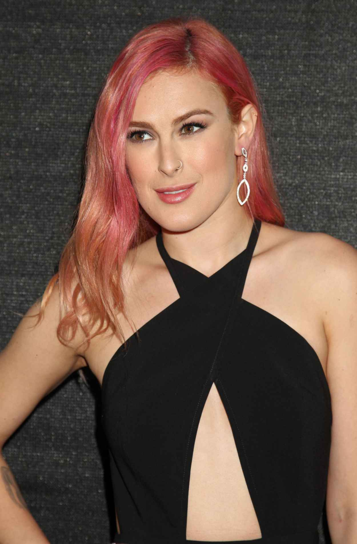 Rumer Willis - The Odd Way Home Premiere in Hollywood-4