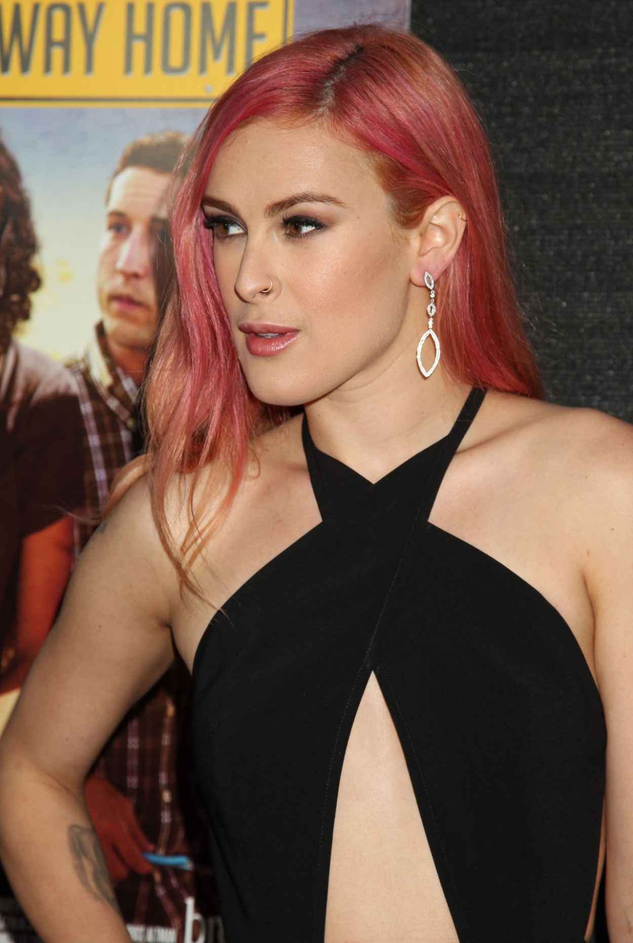 Rumer Willis - The Odd Way Home Premiere in Hollywood-1