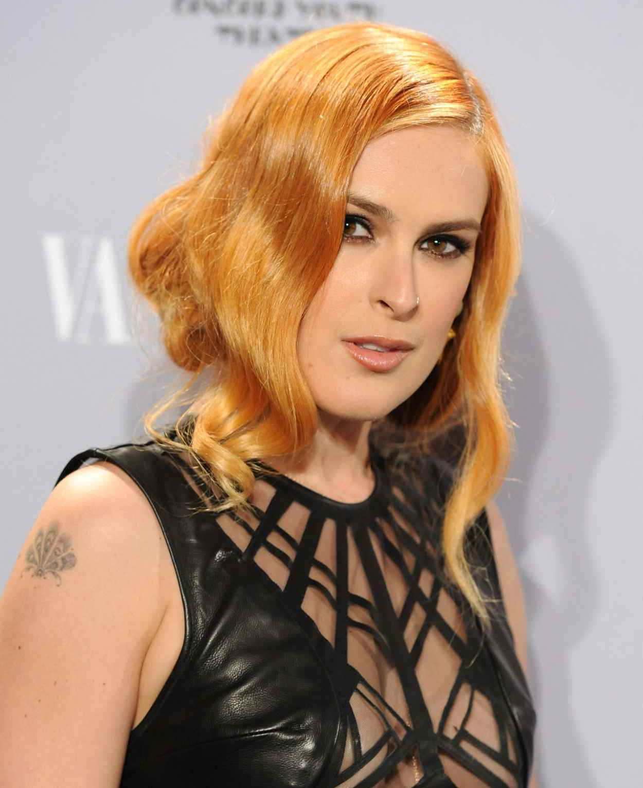 Rumer Willis - Vanity Fair & FIAT Young Hollywood Event in Los Angeles-4