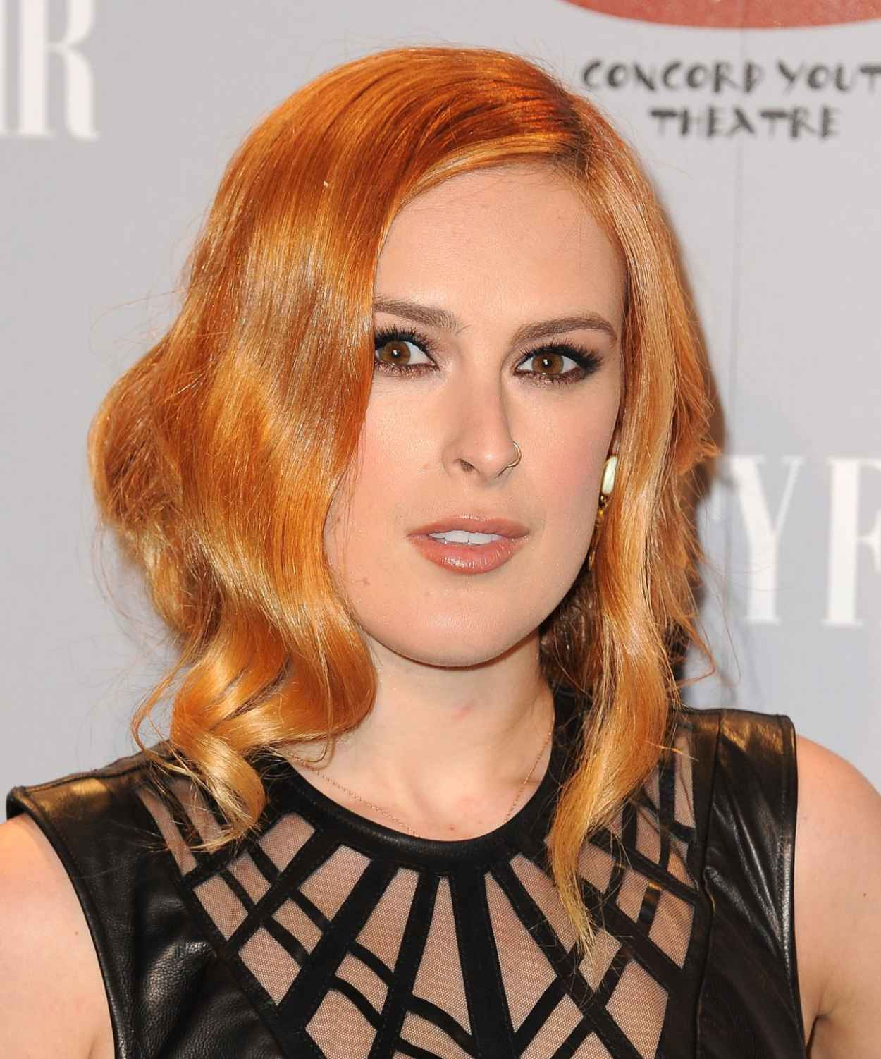Rumer Willis - Vanity Fair & FIAT Young Hollywood Event in Los Angeles-5