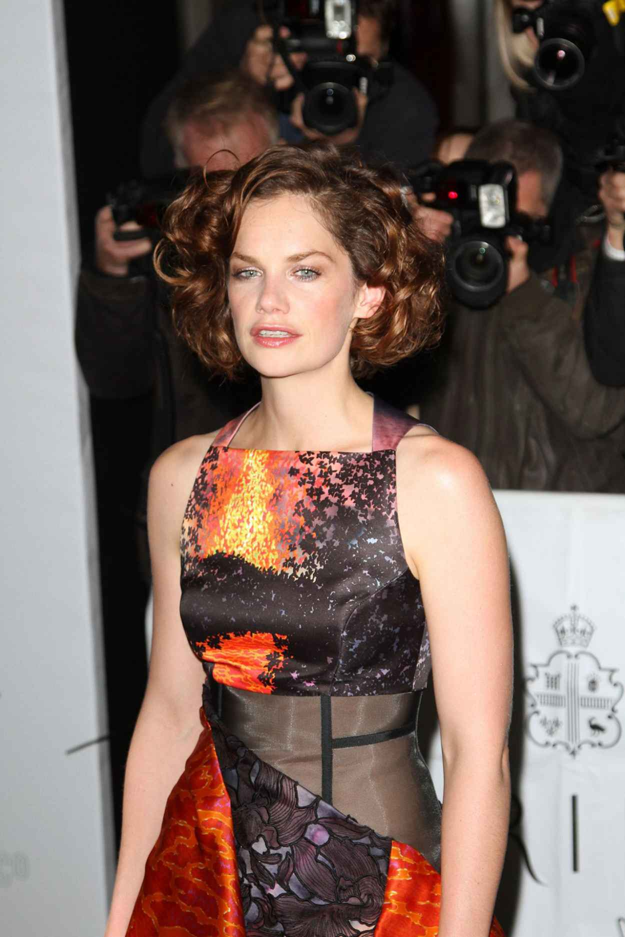 Ruth Wilson at Harpers Bazaar Women of the Year Awards-1