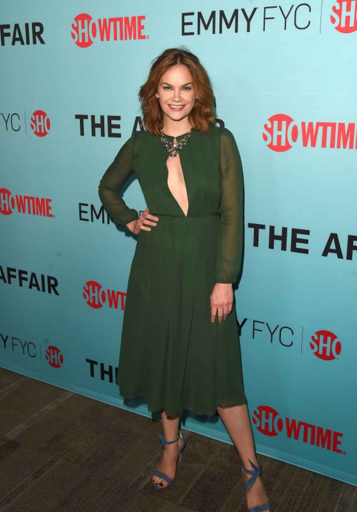 Ruth Wilson - The Affair Screening in Beverly Hills-1
