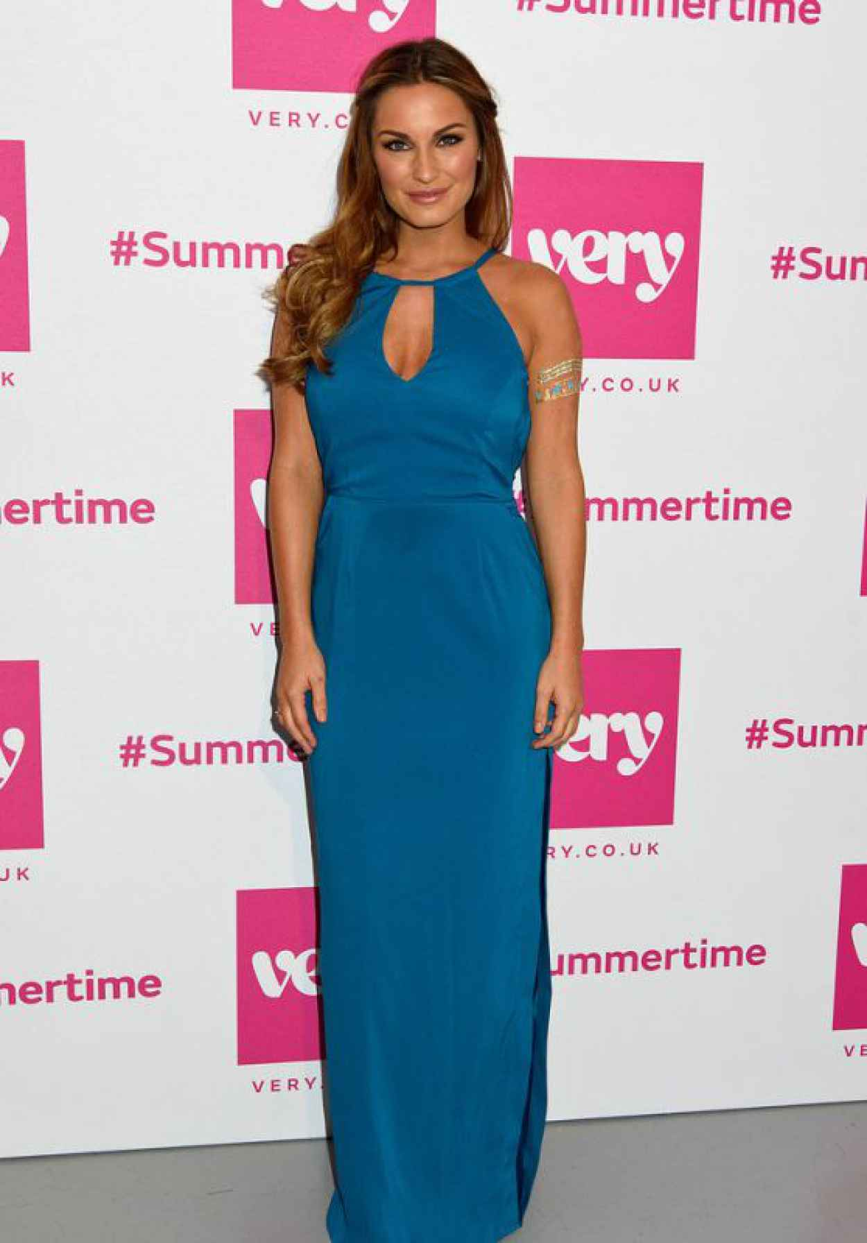 Sam Faiers - Very.co.uk Summertime party in London, August 2015-1