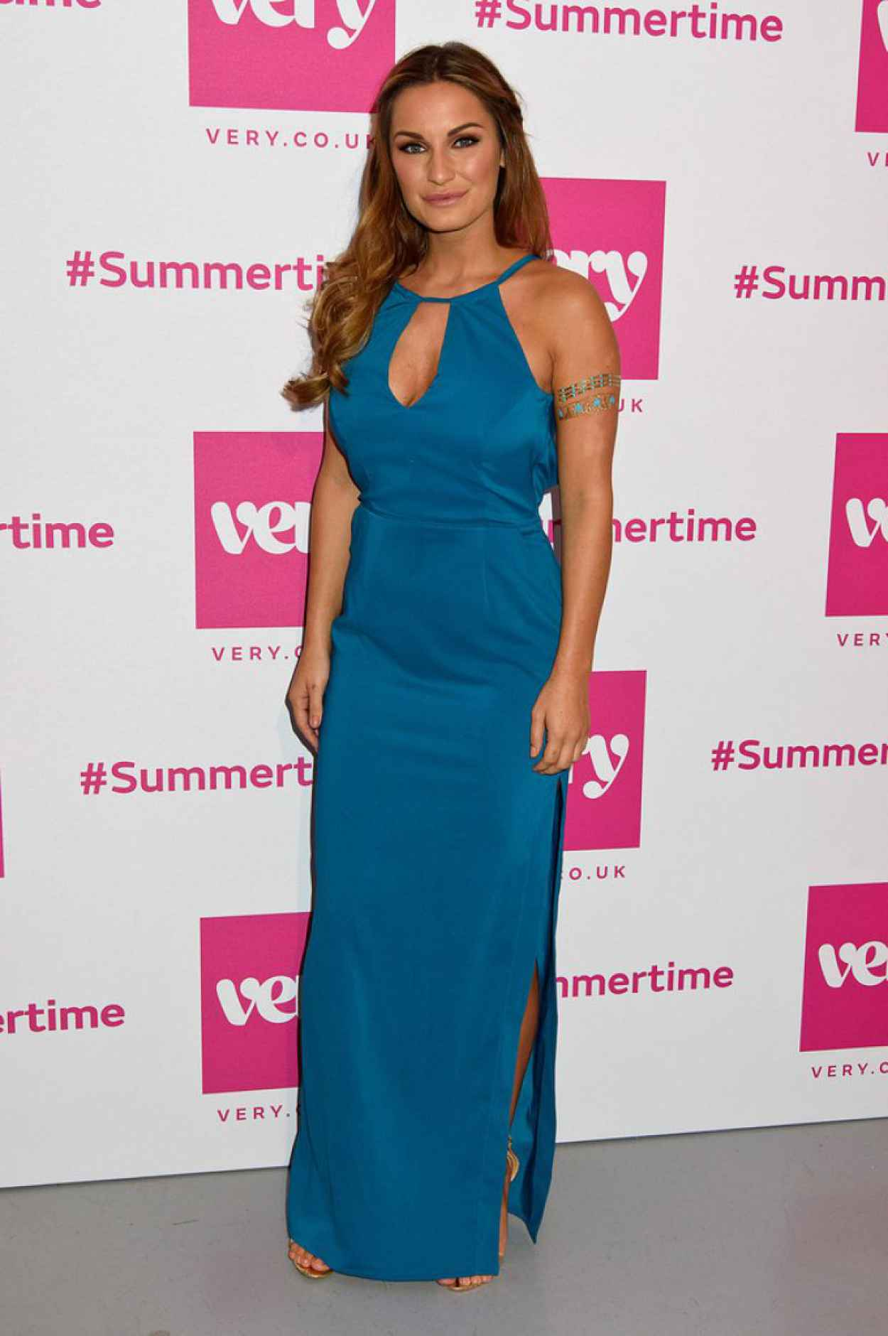Sam Faiers - Very.co.uk Summertime party in London, August 2015-2