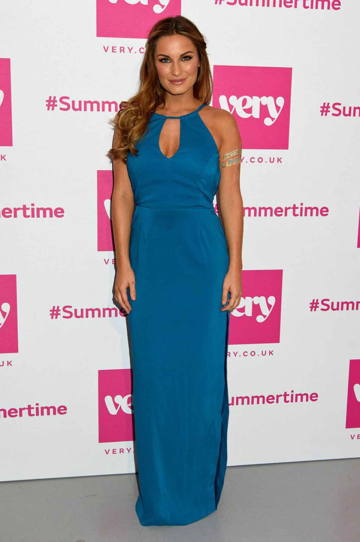 Sam Faiers - Very.co.uk Summertime party in London, August 2015-3