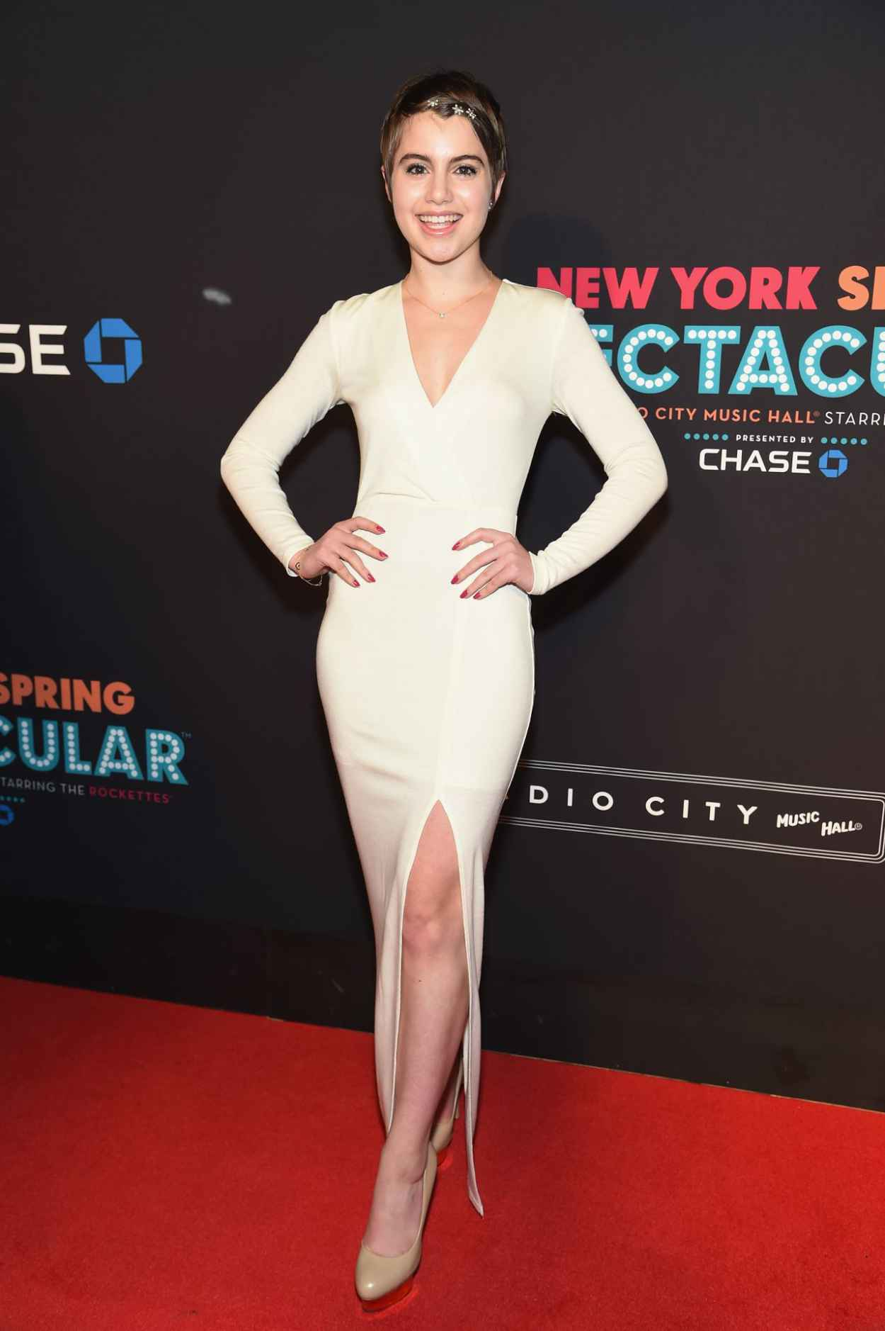 Sami Gayle - 2015 New York Spring Spectacular in NYC-1