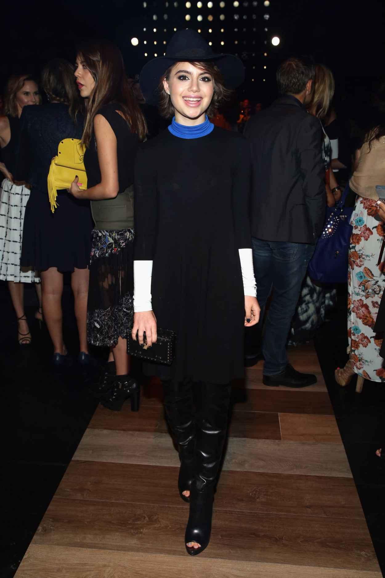 Sami Gayle - BCBGMAXAZRIA Fashion Show - Spring 2016 NYFW in NYC-5